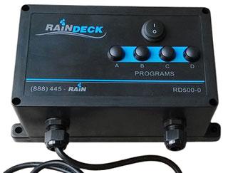 Rain Deck Controller